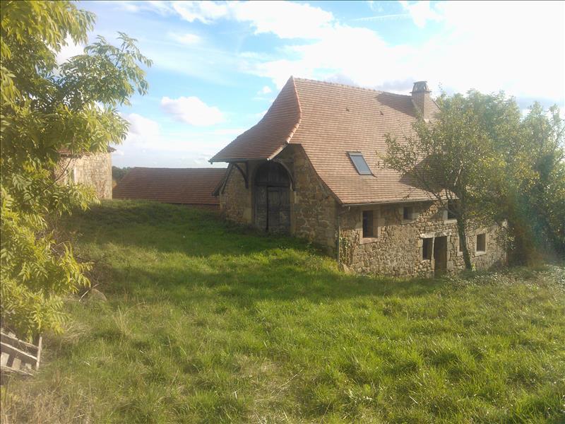 Maison CARDAILLAC - 7 pièces  -   115 m²