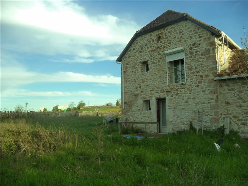 Maison CAUSSE ET DIEGE - 4 pièces  -   110 m²