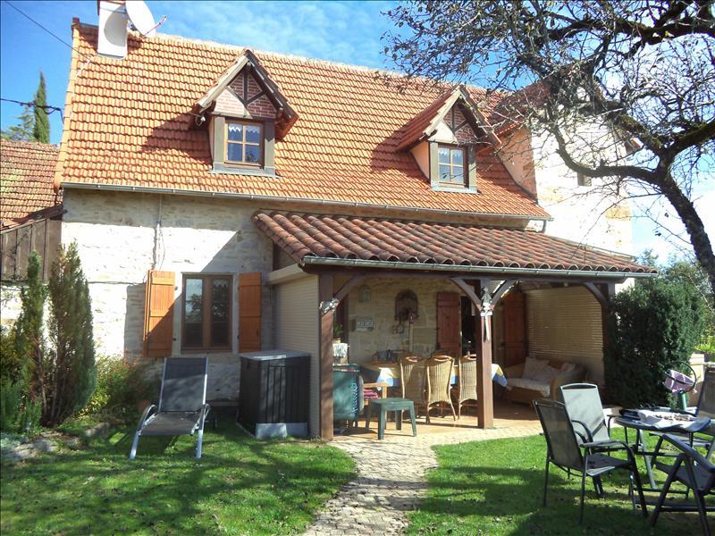 Vente Maison REYREVIGNES (46320) - 5 pièces 170 m²