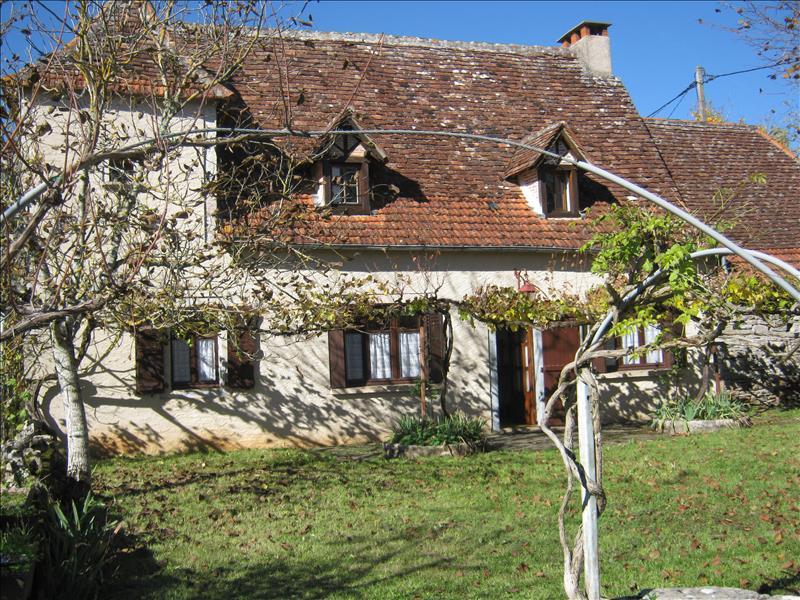 Maison LIVERNON - (46)