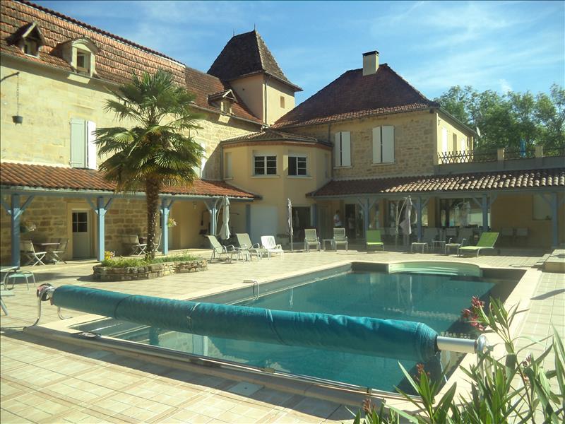 Vente Maison FAYCELLES (46100) - 22 pièces 595 m²