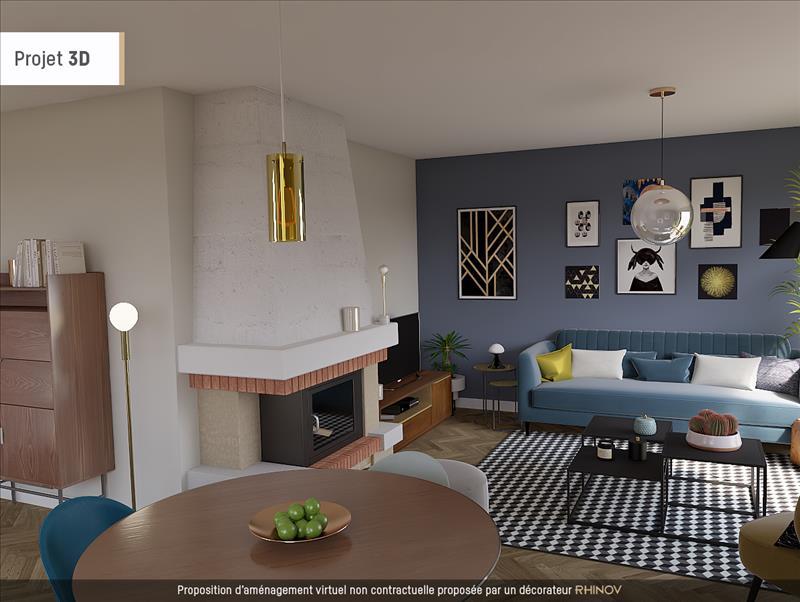 Vente Maison FIGEAC (46100) - 4 pièces - 90 m² -