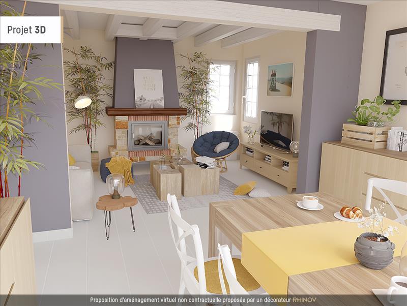Vente Maison BEDUER (46100) - 3 pièces - 110 m² -
