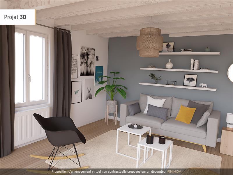 Vente Maison REYREVIGNES (46320) - 6 pièces - 162 m² -