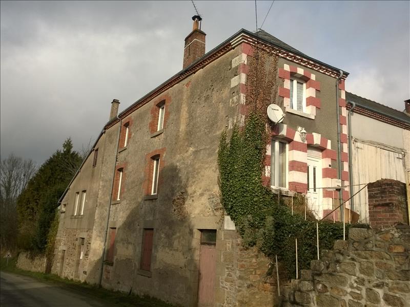 Maison LA FORET DU TEMPLE - (23)