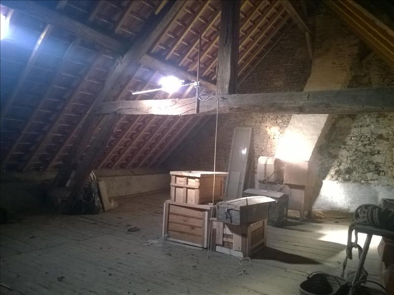Maison LOURDOUEIX ST PIERRE - 3 pièces  -   57 m²