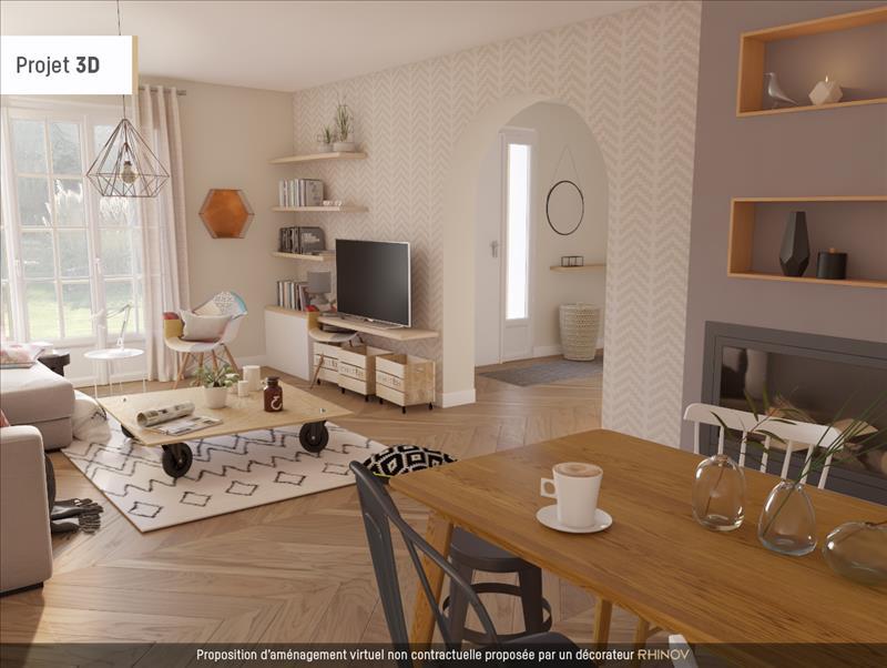 Vente Maison LOURDOUEIX ST PIERRE (23360) - 7 pièces - 215 m² -