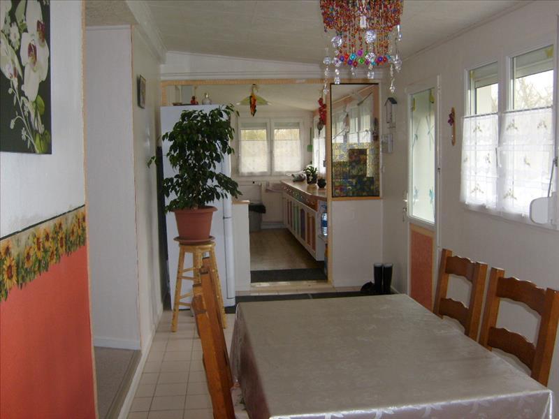 Maison NOUZIERS - 6 pièces  -   122 m²