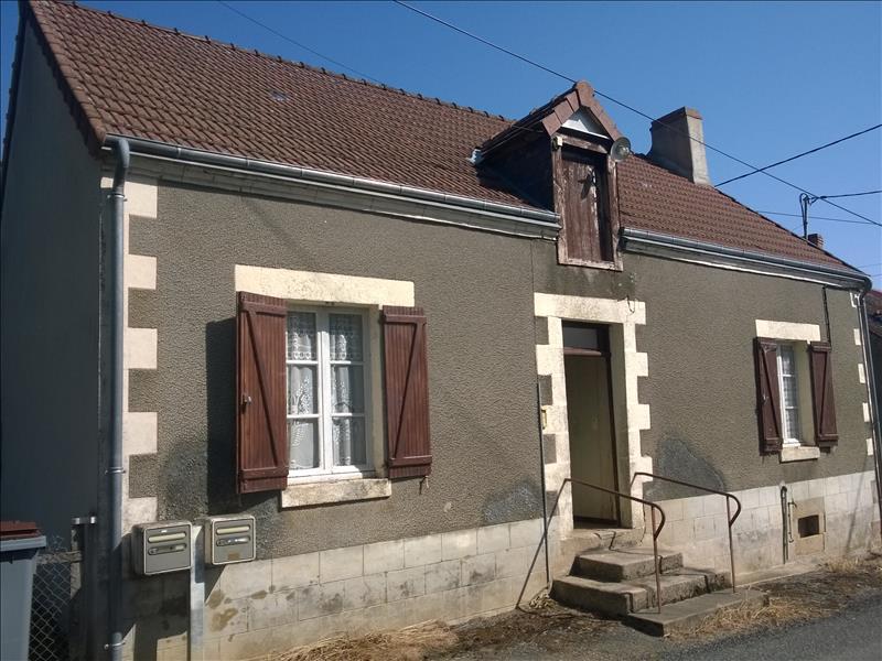 Maison NOUZIERS - 3 pièces  -   61 m²