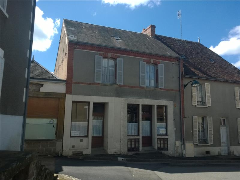 Maison LOURDOUEIX ST MICHEL - (36)