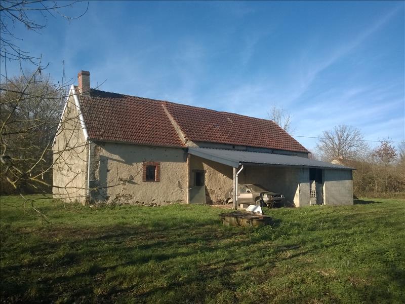 Maison LOURDOUEIX ST PIERRE - 2 pièces  -   42 m²