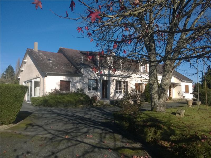 Vente Maison LOURDOUEIX ST PIERRE  (23360)