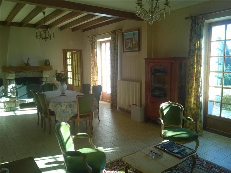 Vente Maison LOURDOUEIX ST PIERRE (23360) - 9 pièces - 275 m² -