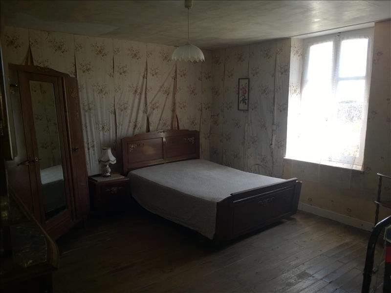 Maison CROZON SUR VAUVRE - 4 pièces  -   70 m²