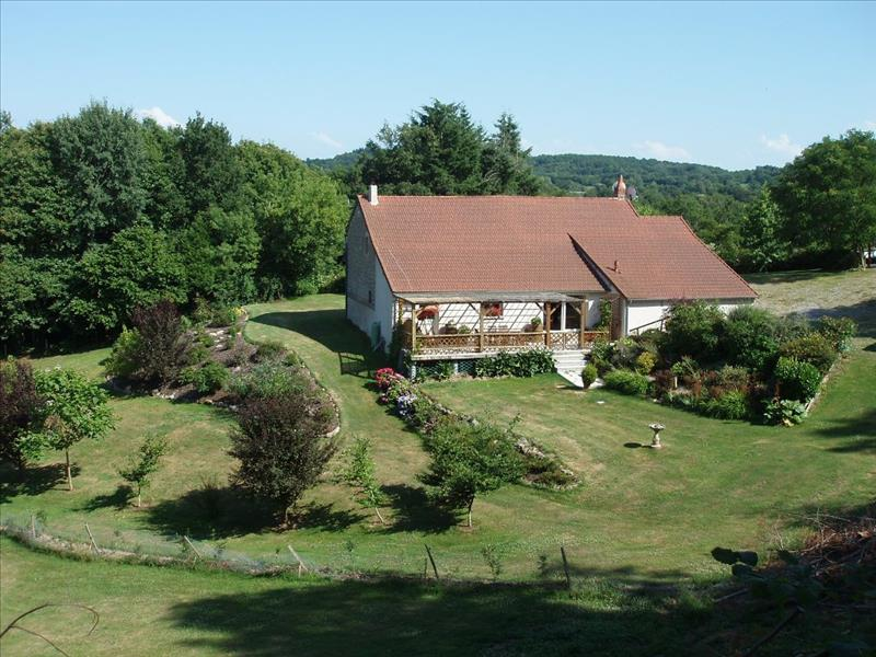 Vente Maison CREVANT (36140) - 5 pièces 176 m²