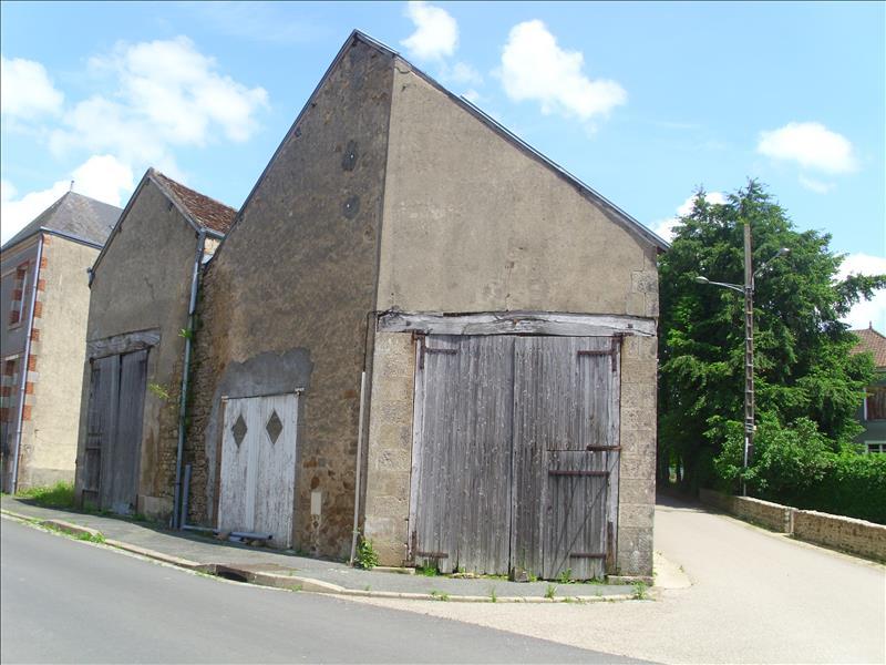 Grange LOURDOUEIX ST MICHEL - (36)