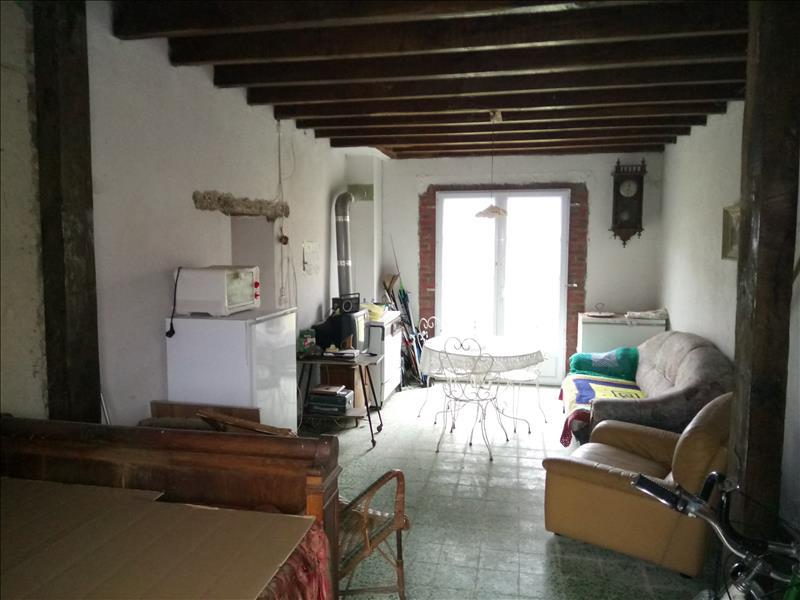 Vente Maison ORSENNES (36190) - 2 pièces - 60 m² -