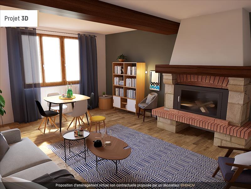Vente Maison BONNAT (23220) - 5 pièces - 155 m² -