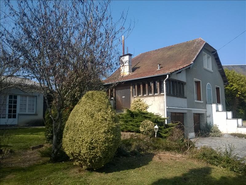 Maison LA FORET DU TEMPLE - 4 pièces  -   105 m²