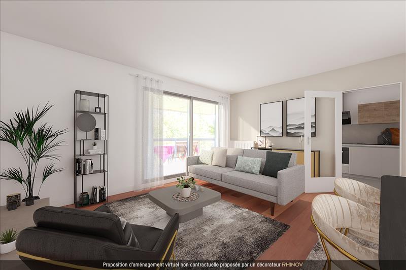 Vente Appartement BORDEAUX (33200) - 3 pièces - 84 m² - Quartier Bordeaux|Caudéran