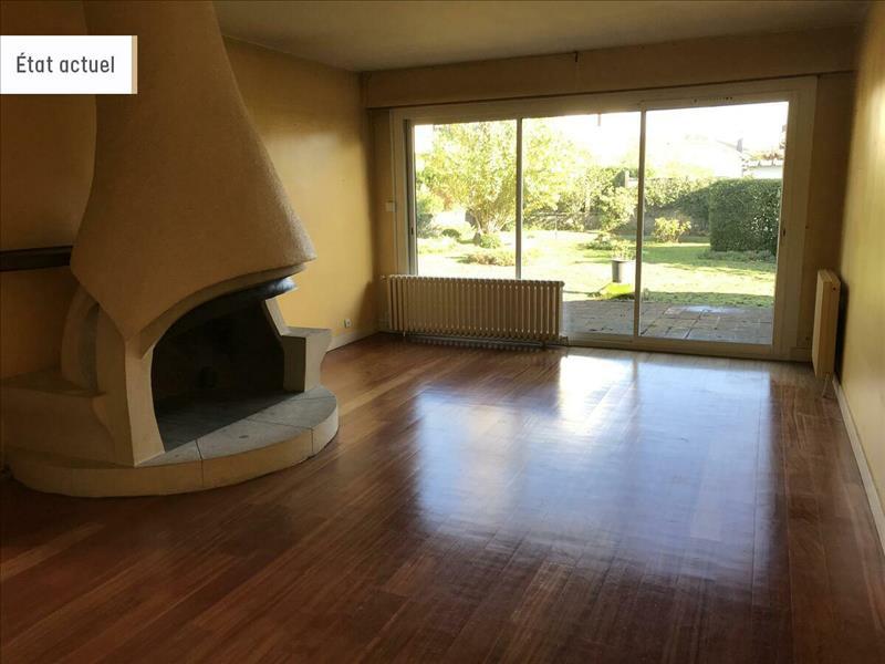 Vente Appartement BORDEAUX (33200) - 6 pièces - 110 m² - Quartier Bordeaux Caudéran