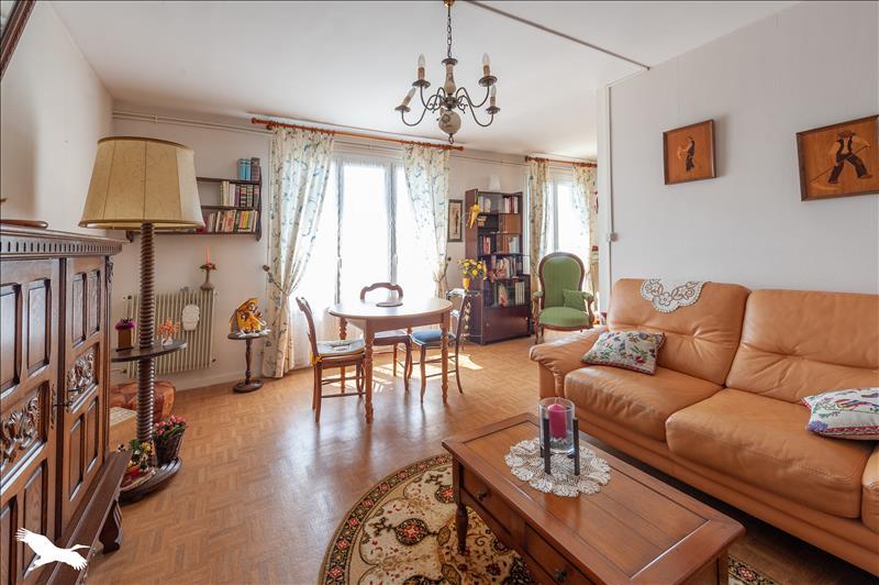 Appartement  - 2 pièces    - 60 m² - LA ROCHELLE (17)