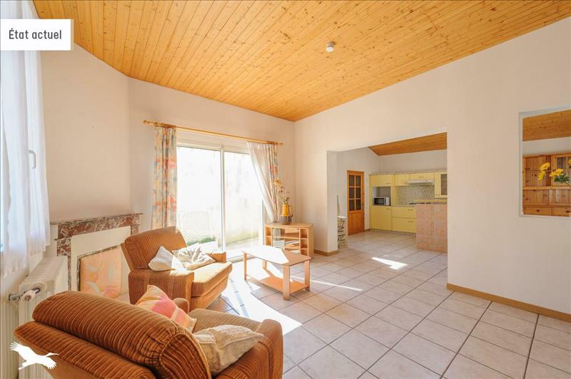Vente Maison LA ROCHELLE (17000) - 4 pièces - 76 m² - Quartier La Rochelle |La Genette - Jericho - Fetilly - La Trompette