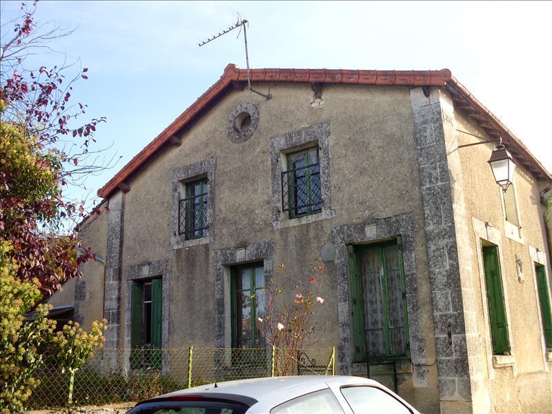 Maison MARCILLAC LANVILLE - 5 pièces  -   173 m²
