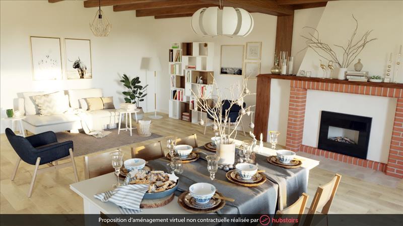 Vente Maison AMBERAC (16140) - 5 pièces - 150 m² -