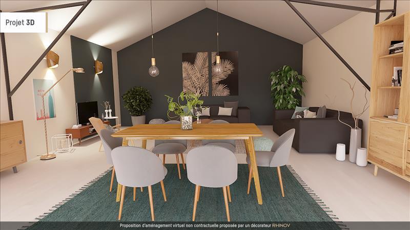 Vente Maison GENAC (16170) - 4 pièces - 110 m² -