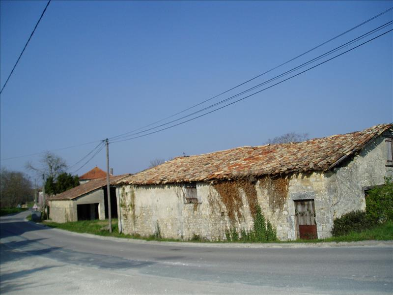 Grange ST PALAIS DE NEGRIGNAC - (17)