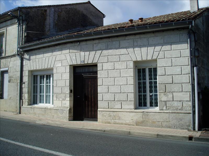 Maison MONTGUYON - (17)