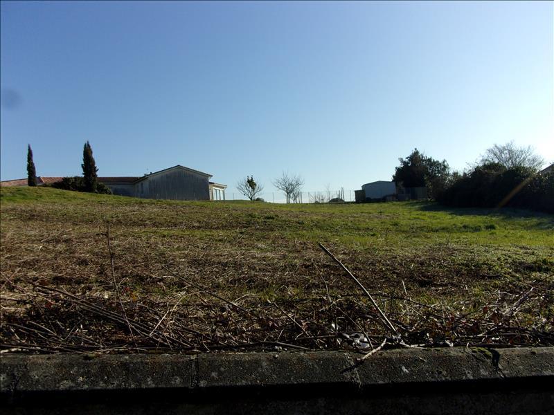 Terrain MONTLIEU LA GARDE -  - 1127 m²