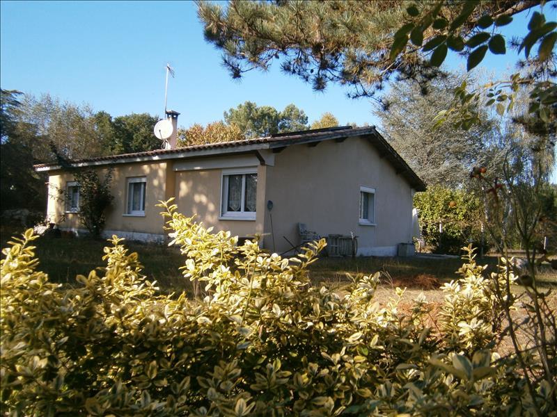 Maison GRIGNOLS - 5 pièces  -   99 m²