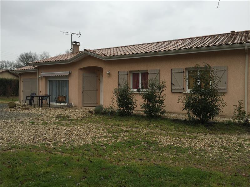 Maison LERM ET MUSSET - 5 pièces  -   108 m²