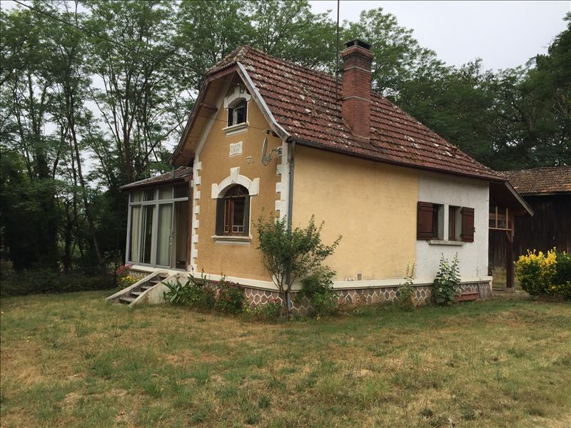 Maison GOUALADE - 4 pièces  -   102 m²