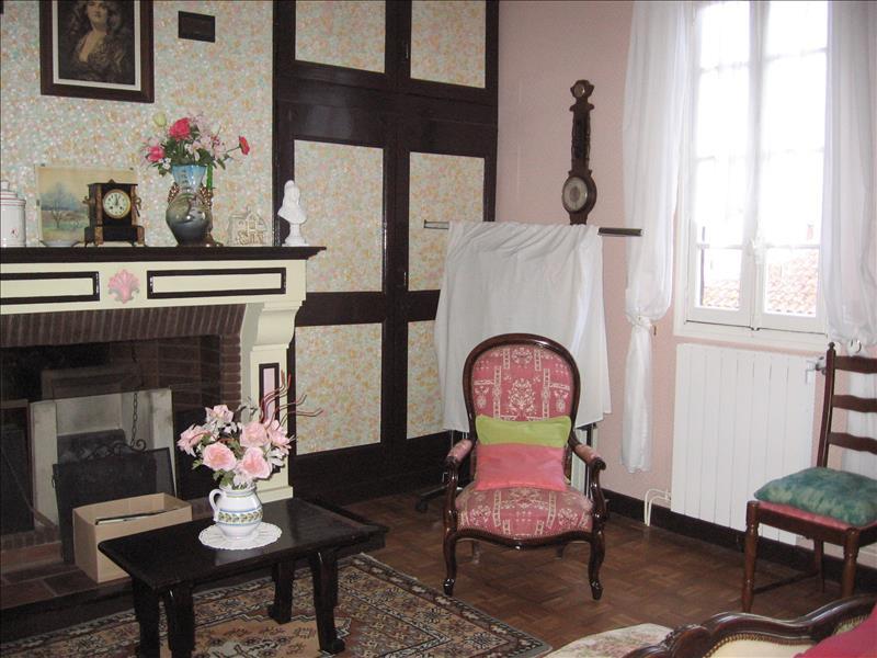 Maison TOUGET - 3 pièces  -   109 m²