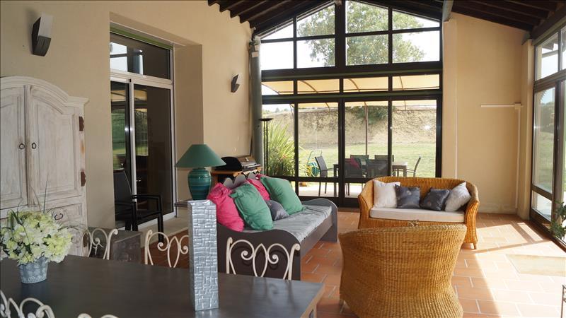 Maison GIMONT - 7 pièces  -   218 m²