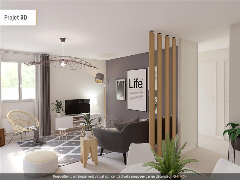 Vente Appartement GIMONT (32200) - 3 pièces - 65 m² -