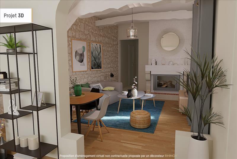Vente Maison MAUVEZIN (32120) - 5 pièces - 116 m² -