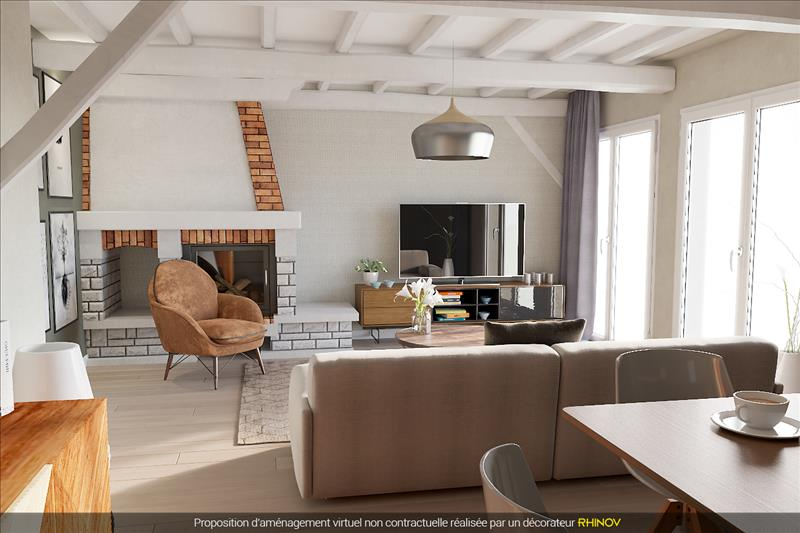 Vente Maison CASTELSARRASIN (82100) - 4 pièces - 112 m² -