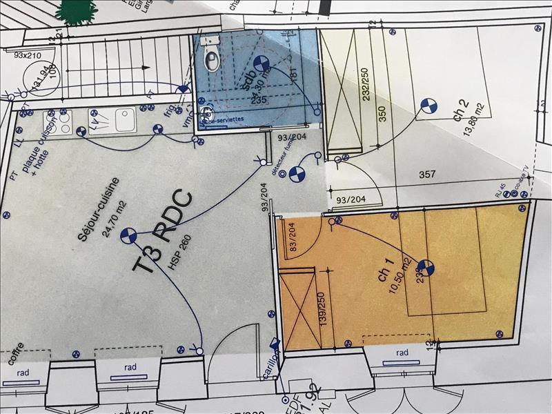 Appartement  - 3 pièces    - 50 m² - AUCH (32)