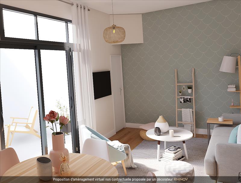 Vente Maison BORDEAUX (33000) - 3 pièces - 72 m² - Quartier Judaique - Ornano - Meriadeck