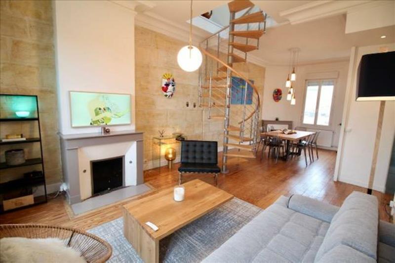 Vente Appartement BORDEAUX (33000) - 2 pièces - 70 m² - Quartier Bordeaux Judaique - Ornano - Meriadeck
