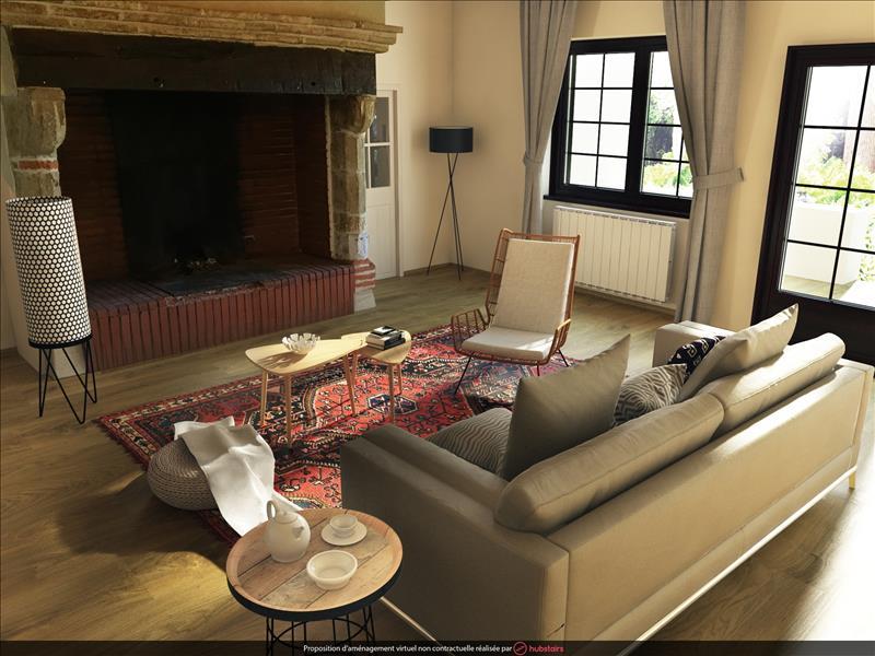 Vente Maison BEAUMONT DE LOMAGNE (82500) - 7 pièces - 120 m² -
