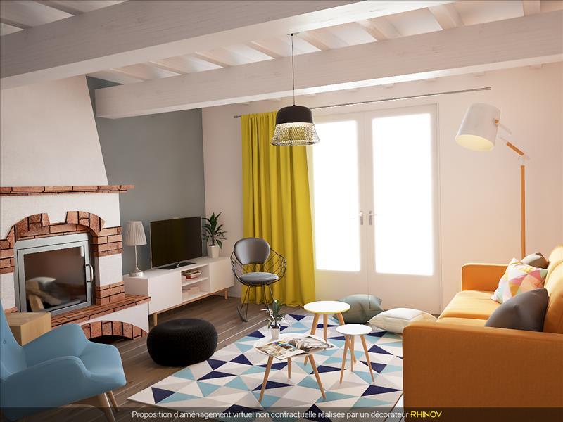 Vente Maison BEAUMONT DE LOMAGNE (82500) - 4 pièces - 100 m² -