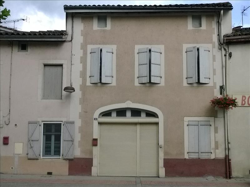 Maison MARTRES TOLOSANE - 6 pièces  -   130 m²