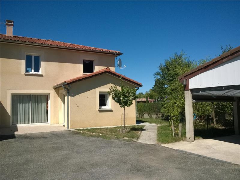 Maison CAZERES - 5 pièces  -   142 m²
