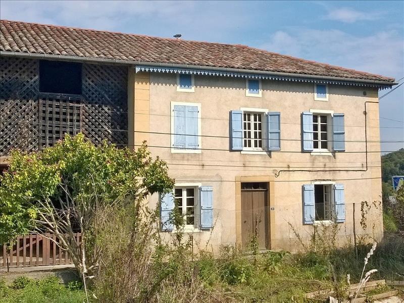 Maison SALIES DU SALAT - 4 pièces  -   134 m²