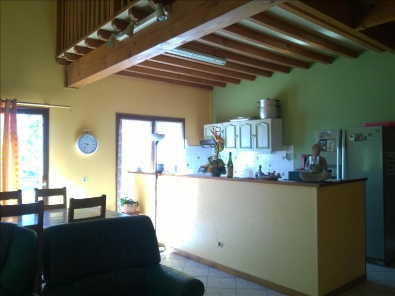 Maison FABAS - 4 pièces  -   86 m²